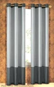 2 Tone Curtains Two Tone Curtains Two Tone Curtains Grey Piercingfreund Club
