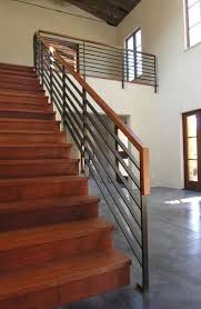 Banister Rails Metal 16 Best Staircase Railing Images On Pinterest Stairs Interior