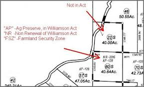 fresno county parcel maps california land conservation act or williamson act county of fresno