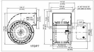 dayton 1tdp7 rectangular permanent split capacitor oem specialty