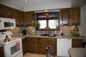 staining kitchen cabinets before and after staining kitchen cabinets before and after glass door with oak