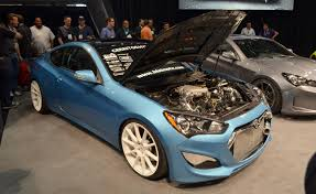 hyundai genesis coupe turbo specs 1 000 hp hyundai genesis coupe headlines hyundai sema concepts