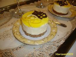 cuisine de meriem bavarois au citron la cuisine de meriem