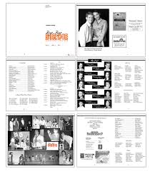 playbill wedding program index of cdn 6 2013 483