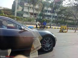 maserati granturismo white black rims exclusive pics black maserati granturismo in mumbai edit a