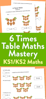 master the 6 times tables with this brilliant free teaching