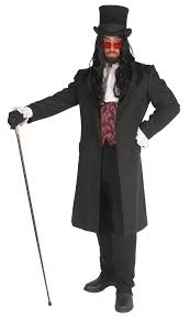 19 Century Halloween Costumes Lord Ruthven Victorian Vampire Costumes
