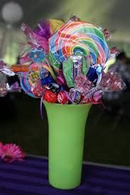 Candy Vases Centerpieces The 25 Best Candy Centerpieces Wedding Ideas On Pinterest