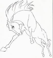 spirit the horse coloring pages spirit horse base 23 by download