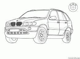 coloring page jeeps
