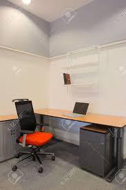 Modern Office Desks Empty Office With New Modern Office Furniture Including Desks