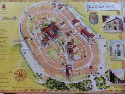 Lucca Italy Map by Lucignano U2026tuscan Gem Bagni Di Lucca And Beyond