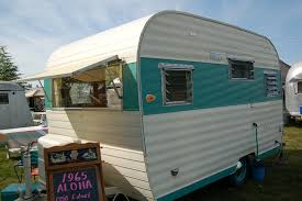Rv Window Awnings Sale Vintage Aloha Trailer Pictures And History From Oldtrailer Com