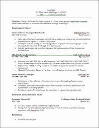 php developer resume template 54 fresh pics of resume format for php developer fresher resume