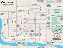 crestwood map brains benton encyclopedia