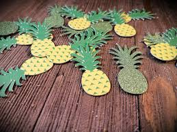 Tropical Themed Party Decorations - pineapple party decor luau party decorations hawaiian luau