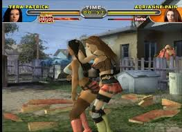 Backyard Wrestling 2 Ps2 скриншоты Backyard Wrestling 2 There Goes The Neighborhood