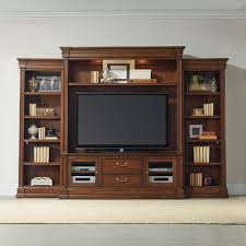 hooker furniture home entertainment clermont four piece wall group