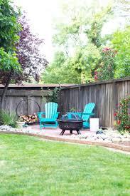 Backyard Ideas On Pinterest Image Of Diy Backyard Ideas On A Budget Landscaping Small