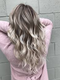 hairstyles for turning 30 shadow root with blonde ends balayage hairpaint