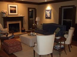 elegant living room paint colors with wood trim