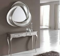 Hallway Table And Mirror Elegant Interior And Furniture Layouts Pictures Glamorous