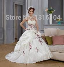 two color wedding dress 2017 white and two tone gown wedding dresses with