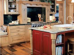 Red Mahogany Kitchen Cabinets Staining Kitchen Cabinets Darker Rustic Brown Varnished Oak Wood