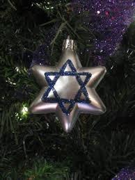hanukkah bush ornaments home sweet home hanukkah