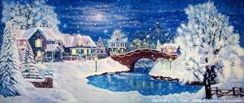 christmas backdrops ch018 s christmas 7