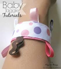 baby ribbon taggie tutorials the ribbon retreat