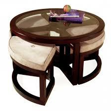 round coffee table with 4 stools round coffee table with seats table ideas