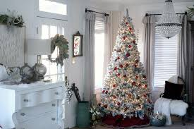Beautifully Decorated Homes For Christmas Christmas Holiday Home Tour 2016