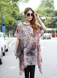 plus size pink leopard print dress clothing for large ladies