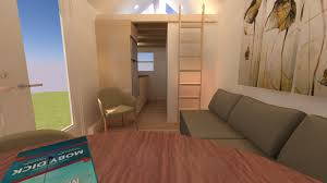 Micro House Interior Design 18 Tiny House Designs
