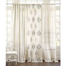Striped Linen Curtains 39 Best Curtains Inspiration Images On Pinterest Buttons Colors