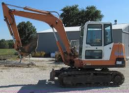 1995 daewoo dh50 mini excavator item g2121 sold october