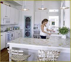 bathroom tile countertop ideas various bahtroom beautiful flowers between white sink plus silver