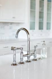 bridge faucets for kitchen kitchen bridge faucets michaelresin site