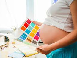 préparer la chambre de bébé aménagement préparer la chambre de bébé
