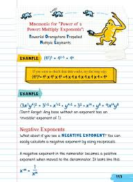 Everything You Need To Ace Math In One Big Fat Notebook The
