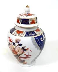 japan porcelain ginger jar the orient inc porcelain urn
