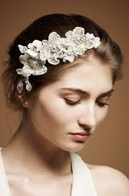 hair pieces for wedding 9 heavenly wedding headdresses by packham