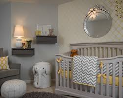 some pictures of lovely unisex baby room themes with modern baby