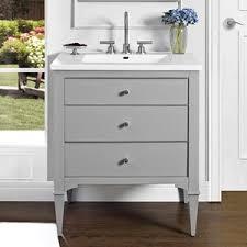 Ferguson Vanities F1510v30 Charlottesville Vanity Base Bathroom Vanity Light Gray