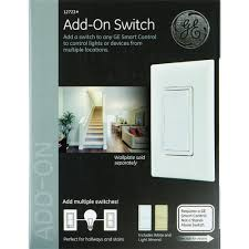ge add on switch toggle style for ge z wave ge zigbee and ge