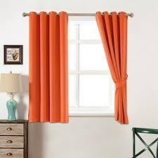 Red Orange Curtains Orange Blackout Curtains Scalisi Architects