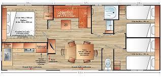 mobile home 3 chambres cing a marina calcatoggio plage corse mobil homes riviera 3