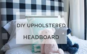 lovely upholstered headboard diy remodelaholic diy tufted