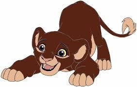 cub rose rendered lion king character iiamadiinohearmerawr